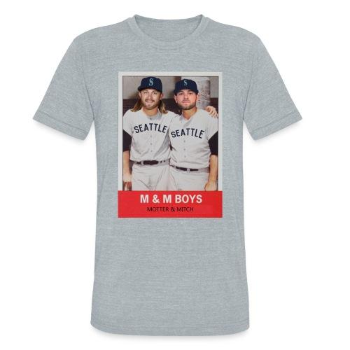 M&M Boys - Unisex Tri-Blend T-Shirt