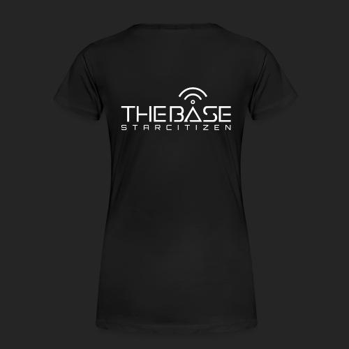 [F] The Base T-shirt - starcitizen (dark) - Women's Premium T-Shirt