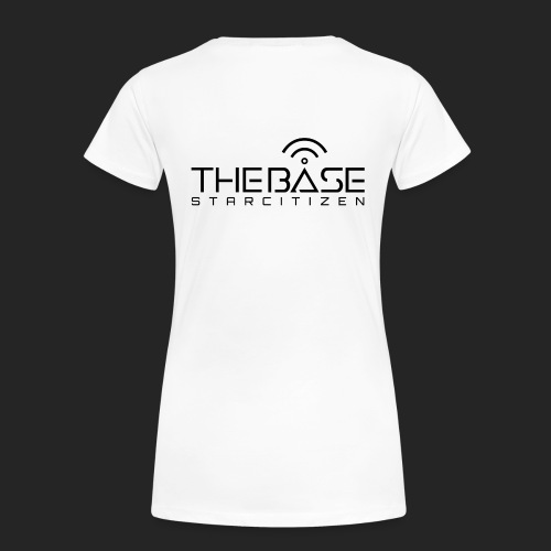 [F] The Base T-shirt - starcitizen (light) - Women's Premium T-Shirt