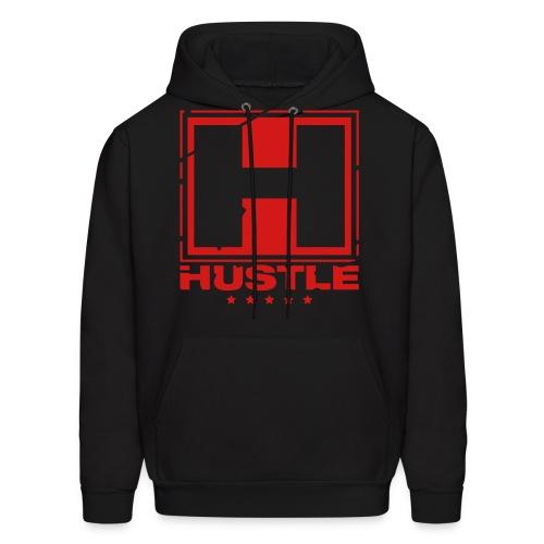 GOLD THRONE: Hustle hoodie (MENS)  - Men's Hoodie