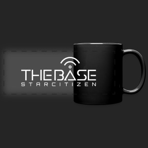 The Base Mug - full logo - Full Color Panoramic Mug