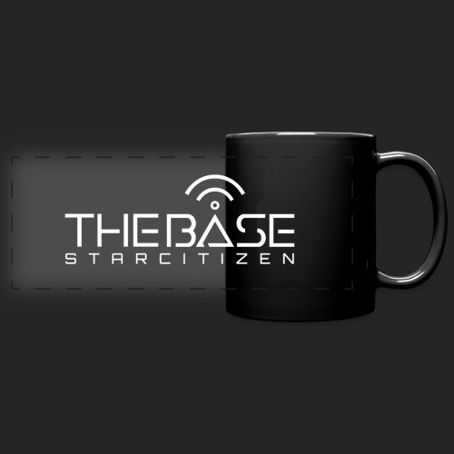 The Base Mug - full logo - Full Color Panoramic Mug