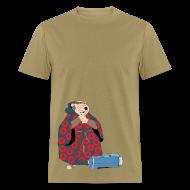 T-Shirts ~ Men's T-Shirt ~ Friar Tuck (off center)