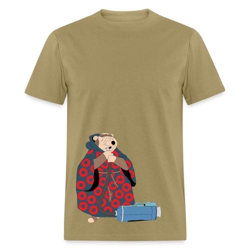 Friar Tuck (off center) - Men's T-Shirt