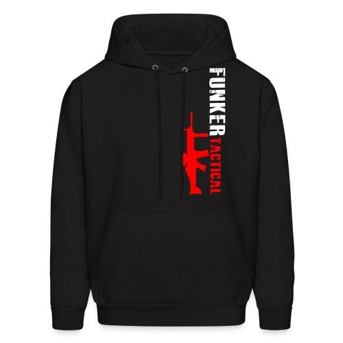 Funker Tactical & SCAR Left Side Hoodie - Men's Hoodie