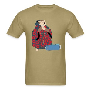 Friar Tuck (centered) - Men's T-Shirt