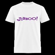 T-Shirts ~ Men's T-Shirt ~ Jibboo! (Double Sided)