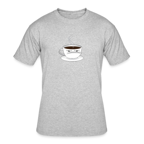 Grouchy John's Mug Men's Tee - Men's 50/50 T-Shirt