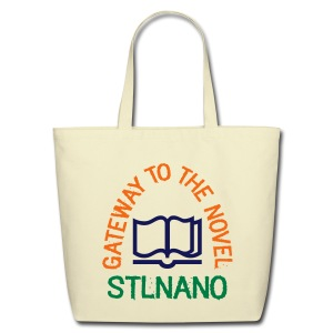 Logo Eco-Friendly Tote - Eco-Friendly Cotton Tote