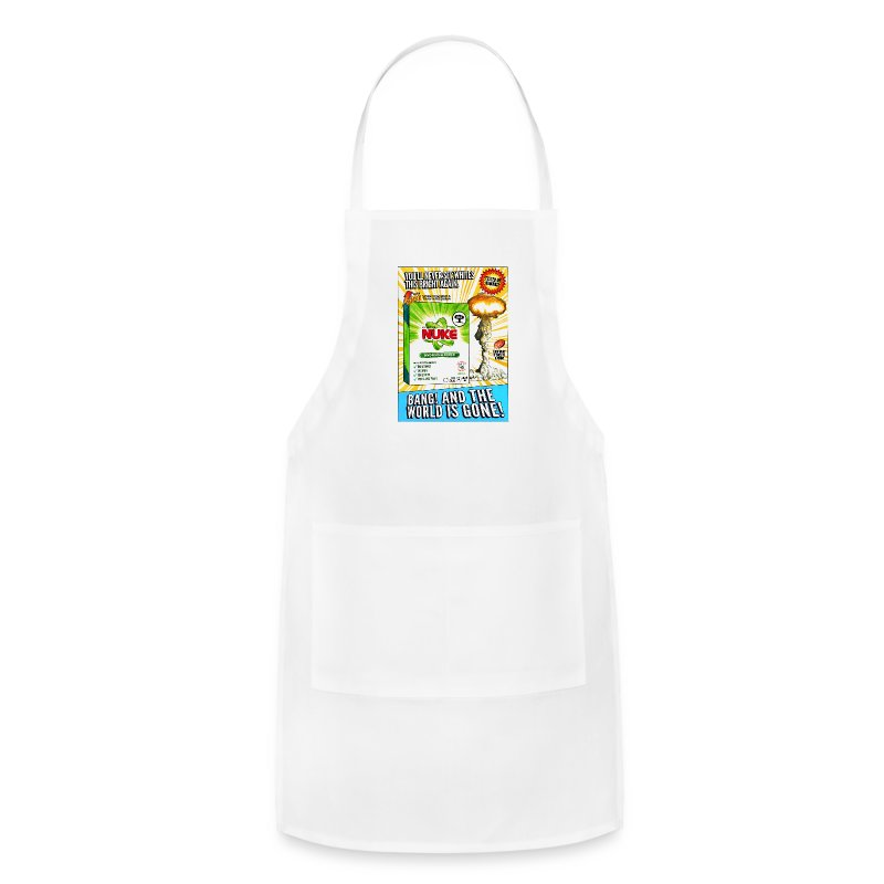 NUKE Apron - Adjustable Apron