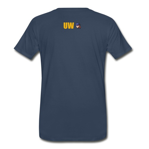 KSU Shirt UW Stock Icon Personalized - Men's Premium T-Shirt