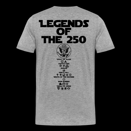 L250 Tee Rev1 - Men's Premium T-Shirt
