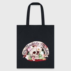 My Favorite Murder Skull - Tote Bag