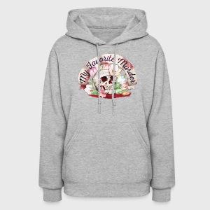 My Favorite Murder Skull - Women's Hoodie