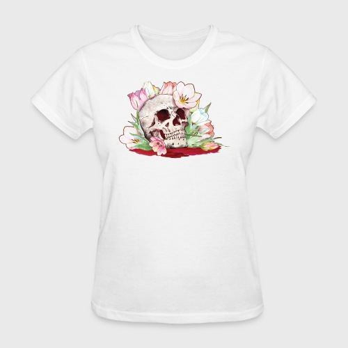 My Favorite Murder Skull - Women's T-Shirt