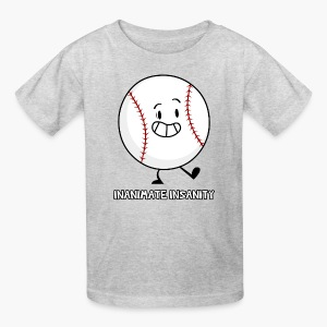 Baseball Single - Child's - Kids' T-Shirt