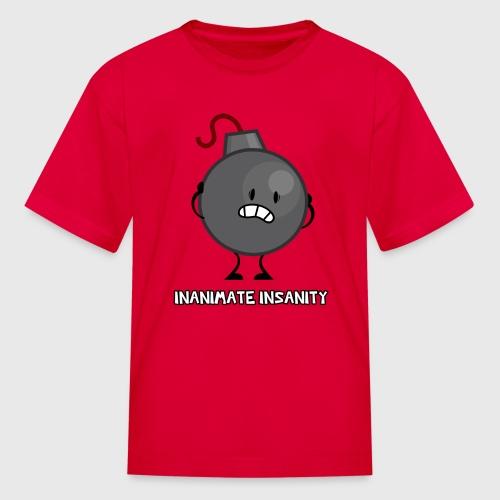 Bomb Single - Child's - Kids' T-Shirt