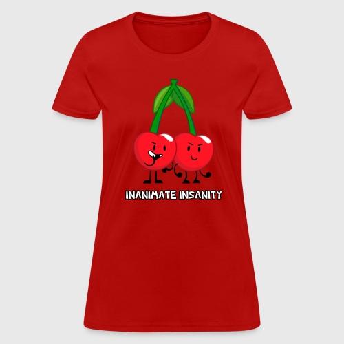 Cherries Single - Women's - Women's T-Shirt