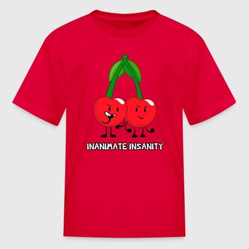 Cherries Single - Child's - Kids' T-Shirt