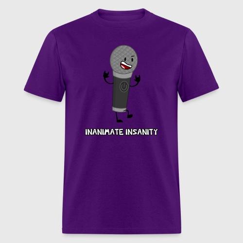 Microphone Single - Men's - Men's T-Shirt