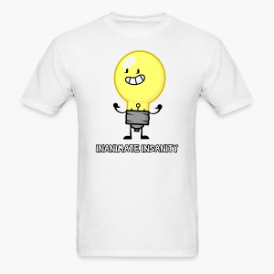 Lightbulb Single - Men's - Men's T-Shirt