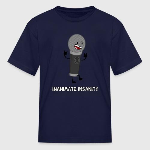 Microphone Single - Child's - Kids' T-Shirt