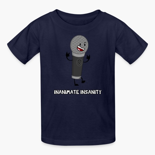 Microphone Single - Child's - Kids' T-Shirt