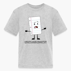 Paper Single - Child's - Kids' T-Shirt