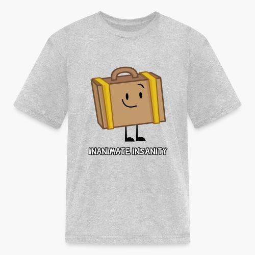 Suitcase Single - Child's - Kids' T-Shirt