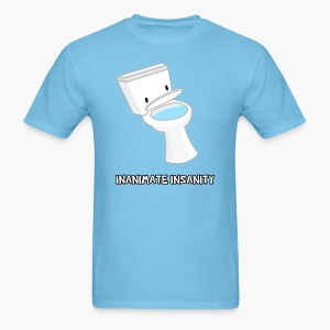 Toilet Single - Men's - Men's T-Shirt