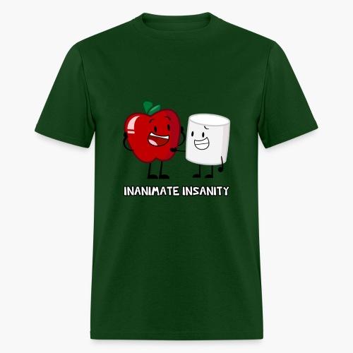 Apple and Marshmallow Double - Men's - Men's T-Shirt