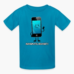 MePhone4 Single - Child's - Kids' T-Shirt