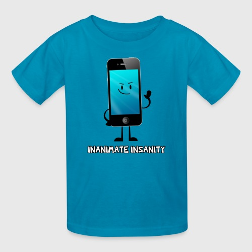 MePhone4 Single - Child's - Kids' T-Shirt