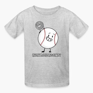Nickel and Baseball Double - Child's - Kids' T-Shirt