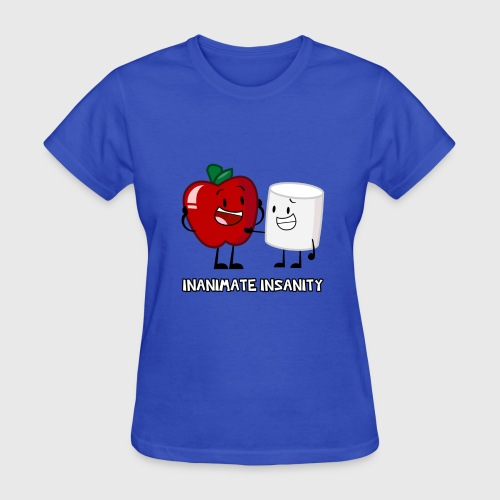 Apple and Marshmallow Double - Women's - Women's T-Shirt