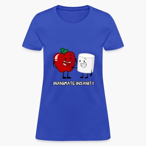 Apple and Marshmallow Double - Women's - Women's T-Shirt
