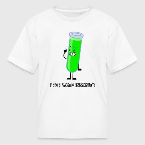 Test Tube Single - Child's - Kids' T-Shirt