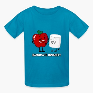 Apple and Marshmallow Double - Child's - Kids' T-Shirt