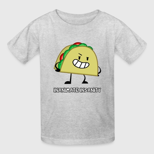 Taco Single - Child's - Kids' T-Shirt