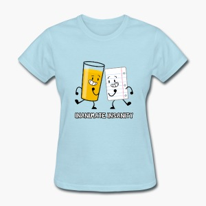 OJ and Paper Double - Women's - Women's T-Shirt
