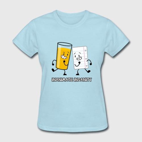 OJ and Paper Double - Women's - Women's T-Shirt