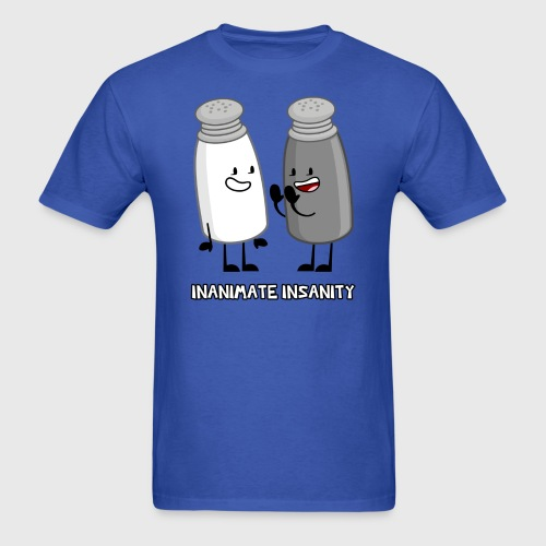 Salt and Pepper Double - Men's - Men's T-Shirt