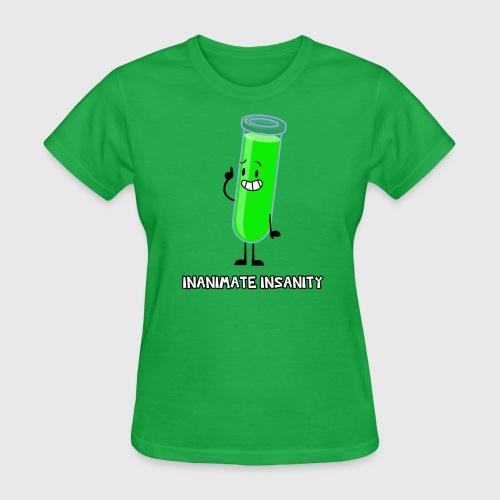 Test Tube Single - Women's - Women's T-Shirt