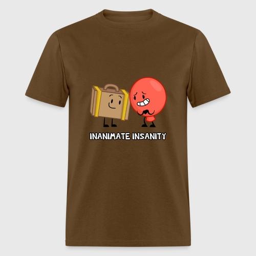 Suitcase and Balloon Double - Men's - Men's T-Shirt