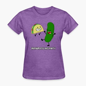 Taco and Pickle Double - Women's - Women's T-Shirt