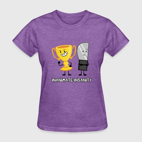 Trophy and Knife Double - Women's - Women's T-Shirt