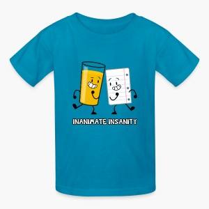 OJ and Paper Double - Child's - Kids' T-Shirt