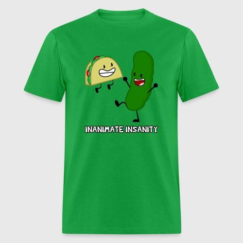 Taco and Pickle Double - Men's - Men's T-Shirt