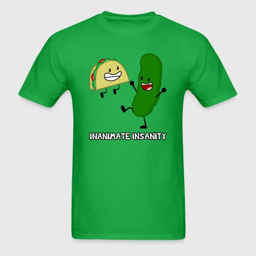 Taco and Pickle Double - Men's - Men's T-Shirt