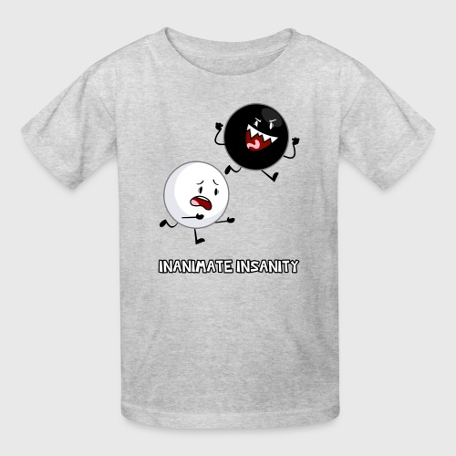 Yin and Yang Double - Child's - Kids' T-Shirt